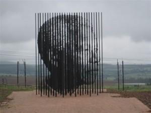 Mandela Sculpture